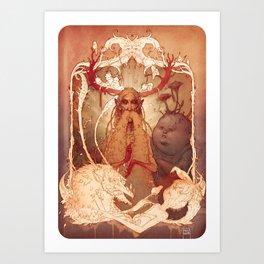 Oberon Art Print