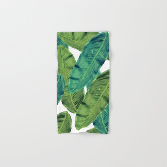 tropical life 7 Hand & Bath Towel