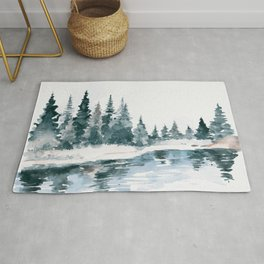 Mountain River Rug