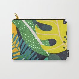 Tropical Flora II Carry-All Pouch
