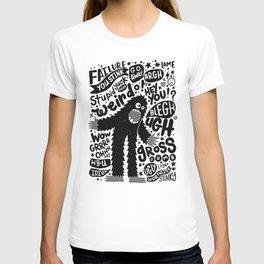 internal monologue T-shirt