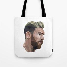 Lio Messi Tote Bag