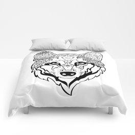 Sonya The Wolf Comforters