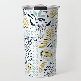 Bohemian Rhapsody White Travel Mug