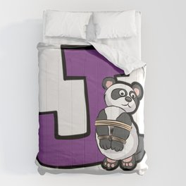 JAPANESE BONDAGE BDSM Panda Tied up bound cuffed Comforters