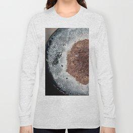 Abstract Rust Textures Long Sleeve T-shirt