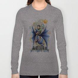 """El Vigilante"" Long Sleeve T-shirt"