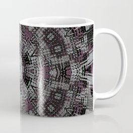 Dot Fourier Mandala 3 Coffee Mug