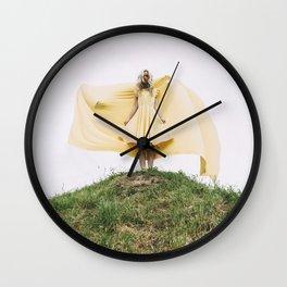 People will always talk Wall Clock