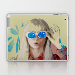 Hayley Williams Hard Times After Laughter Laptop & iPad Skin