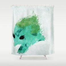 #001 Shower Curtain