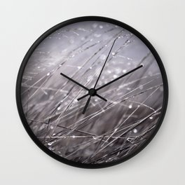 sweet tears Wall Clock