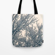 Winter Layers Tote Bag