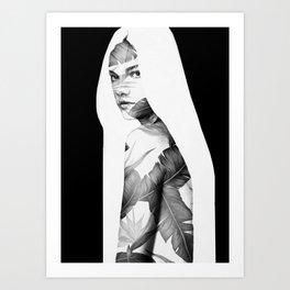 Girl 10a Art Print