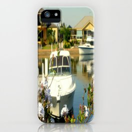 Backyard Bliss - Paynesville - Australia iPhone Case