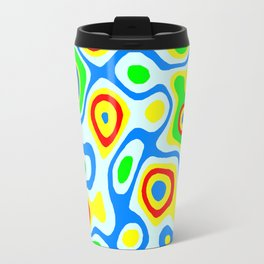 Color composition 7 Travel Mug