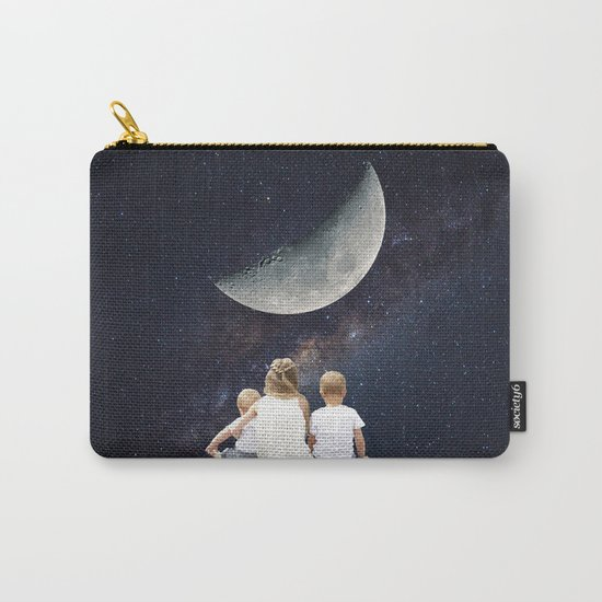 Night Wish Carry-All Pouch
