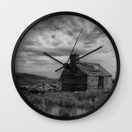 The Forgotten Cottage Wall Clock
