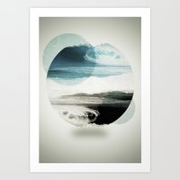 shadow Art Prints featuring Nalunani by .eg.