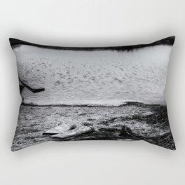 Unforeseen Circumstances Rectangular Pillow