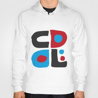 code Hoodies featuring CODE by Apolo Arauz