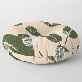 Palms & Dots #society6 #decor #buyart Floor Pillow