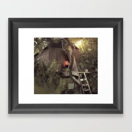 a place called home Framed Art Print