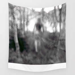 Mystic Nude Wall Tapestry