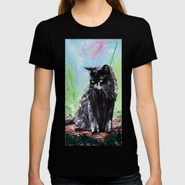 My little cat - kitty - animal - by LiliFlore T-shirt