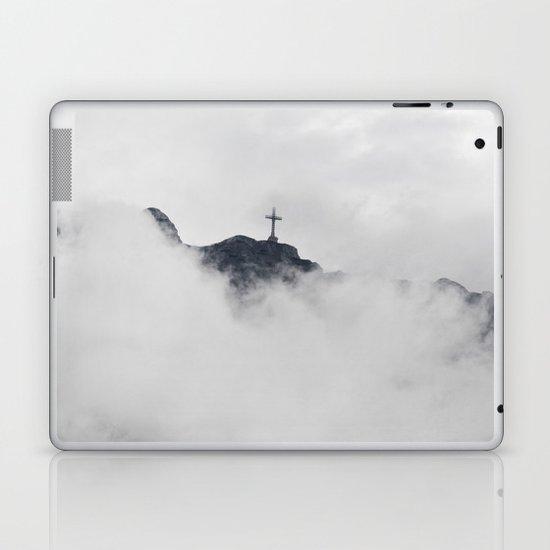 Foggy Faith Laptop & iPad Skin