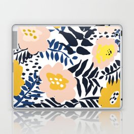 Outdoor: florals matching to design for a happy life Laptop & iPad Skin