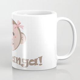 Matanga dijo la changa funny mexican design Coffee Mug