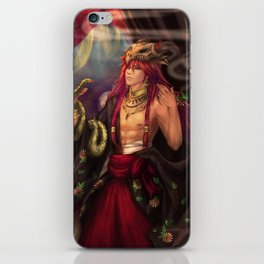Shaman iPhone Skin