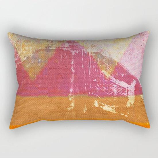 Popocatepetl Rectangular Pillow