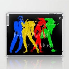 Dance! Laptop & iPad Skin