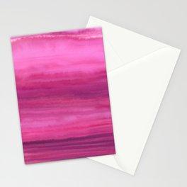 Waves - Sunset Stationery Cards