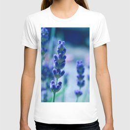 A Touch of blue - Lavender #1 T-shirt