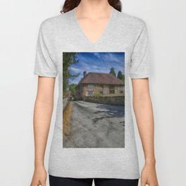Church House Loose Unisex V-Neck