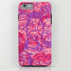 Overlapping Buds Tough Case iPhone 6 Plus
