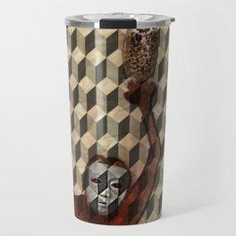 I am the owl Travel Mug