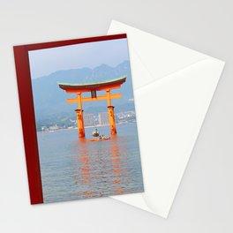 Miyajima Shrine Stationery Cards