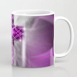 Purple Cross Coffee Mug