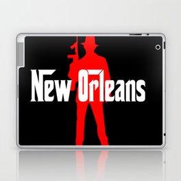 New Orleans mafia Laptop & iPad Skin