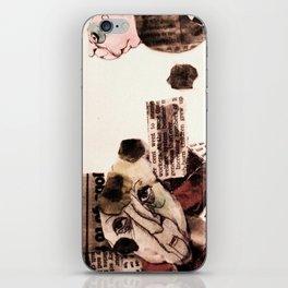 Bric à Brac iPhone Skin