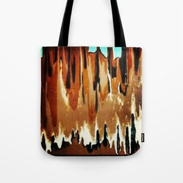 Mojave (mo-hä-vee) Abstract Tote Bag
