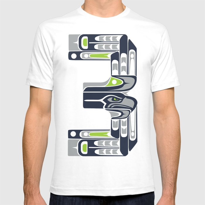 Seattle 3  T-shirt