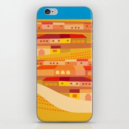 Latin Culture in New England iPhone Skin