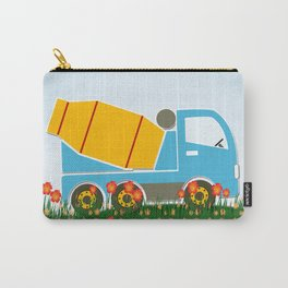Cement mixer truck Carry-All Pouch
