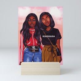 Sisterhood Mini Art Print