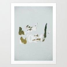 Winwood Art Print